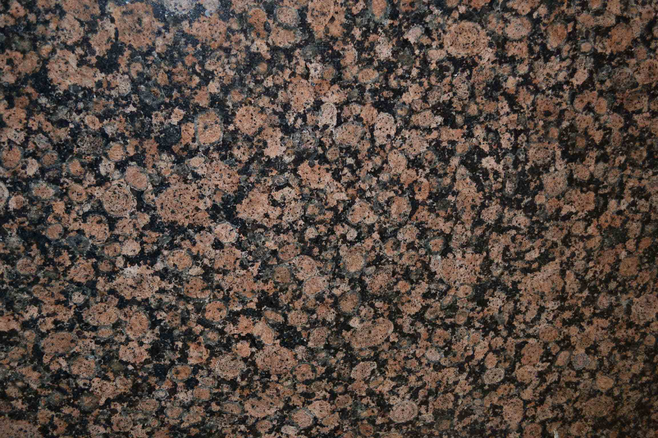 Baltic Red Granite : Granite